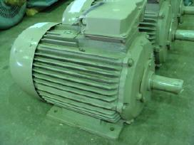 Elektros varikli, variklius, naujus, naudotus