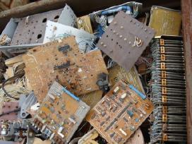 Perku elektronika, radijo detales, prietaisus