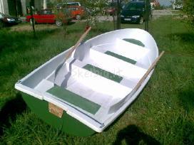 Didelė plastikinė valtis, dalinai dviguba - nuotraukos Nr. 5