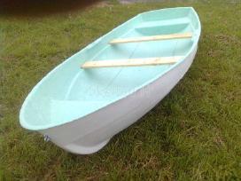 Didelė plastikinė valtis, dalinai dviguba - nuotraukos Nr. 7