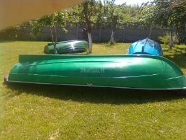 Didelė plastikinė valtis, dalinai dviguba - nuotraukos Nr. 8