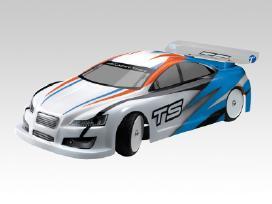 Naujas Tt 1/10 On-road modelis 2.4ghz Rtr