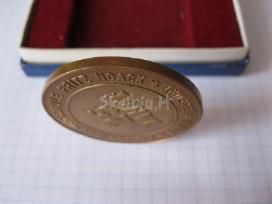 Atminimo medalis- originalioje pakuoteje.zr. fot - nuotraukos Nr. 6