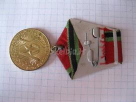 CCCP medaliai- kolekcijai.zr. foto .5 vnt - nuotraukos Nr. 2