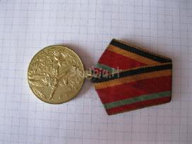 CCCP medaliai- kolekcijai.zr. foto .5 vnt - nuotraukos Nr. 3