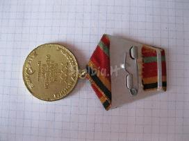CCCP medaliai- kolekcijai.zr. foto .5 vnt - nuotraukos Nr. 4