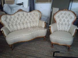 Minkstu baldu restauravimas - nuotraukos Nr. 5