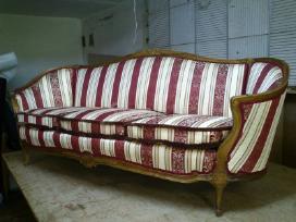 Minkstu baldu restauravimas - nuotraukos Nr. 8