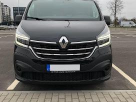 2018-2020 metų Keleivinių mikroautobusų nuoma