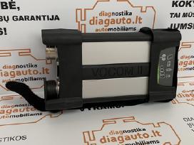 Vocom II + Ptt 2.7xxx prof. volvo+renault įranga