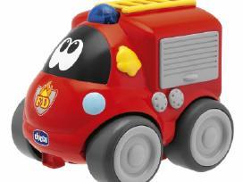 Gaisrinė mašina su distanciniu valdymu, Chicco