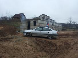 Pamatai,tvoros ir visi betonavimo darbai. Cfa. - nuotraukos Nr. 13