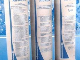 Aquafilter vandens filtrų su korpusu komplektas