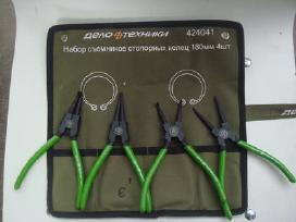 Replės žiedams / Replės fiksavimo žiedam