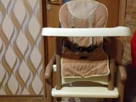 Nakko maitinimo kėdutė- transformeris