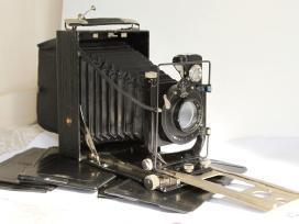 "Dumplinis fotoaparatas ""фотокор 1"" 1930 m."
