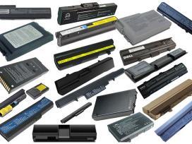 Naujos baterijos nešiojamiems kompiuteriams