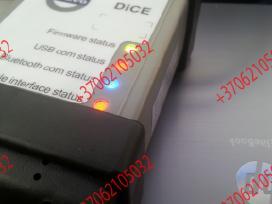 Volvo Vida Dice diagnostika 2014d Bluetooth
