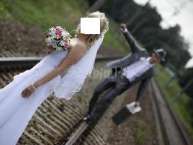 Vestuvinė suknelė - nuotraukos Nr. 6