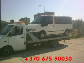 mikroautobusu pervezimas - nuotraukos Nr. 3