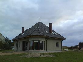 Individualių Namų Statyba ir Kiti statybos darbai