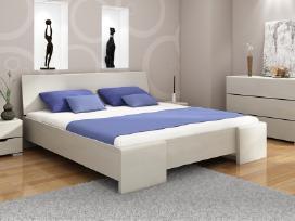 Skandinavisko dizaino medine lova Umea