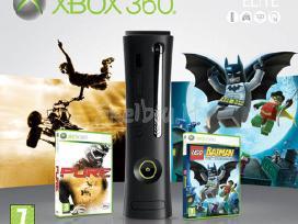 Atrišti xbox360 slim ir fat modeliai su garantija - nuotraukos Nr. 9