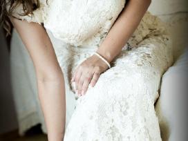 Nepakartojama vestuvinė suknelė