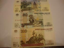 Superku Rusijos Rublius