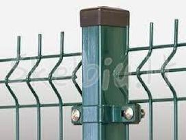 Tvoros, vartai, varteliai, stulpialiai, groteliai. - nuotraukos Nr. 3