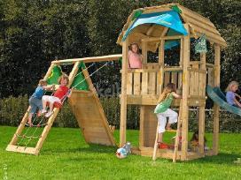 Vaikų žaidimų aikštelės jungle gym