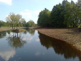 Žemės darbai, tvenkiniai, lagūnos
