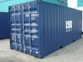 Šiūkšlių konteinerių nuoma, statybinėm atliekom - nuotraukos Nr. 3