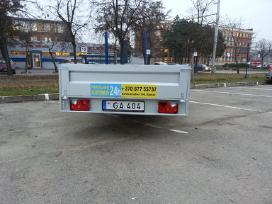 Priekabų Nuoma Kaune