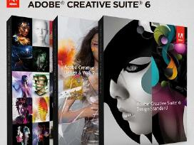 Adobe Creative Suite 6 Cs6 Design Standard Mac