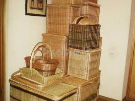 Įvairios dėžės,  malkinė