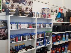 Xbox 360 Žaidimų kompiuterių parduotuvė Vilniuje!