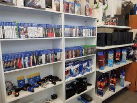 Žaidimų kompiuterių parduotuvė Vilniuje!