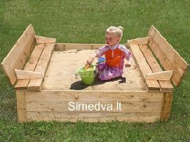 Smėlio dėžės vaikams