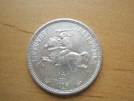 2 litai 1925 metu