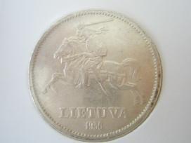 10 litu 1936 m Vytautas