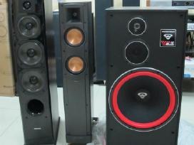 Dynavoice Df-6, Df-8 250w garso kolonėlės