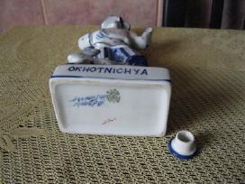 Rusija - Porcelianas - Autorinis.zr. foto.