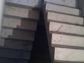 Betoniniai laiptai. Laiptų betonavimas