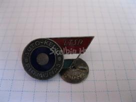 Ltsr apdovanojimo zenklelis.kolekcijai-zr. foto - nuotraukos Nr. 2