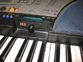 Usb emuliatorius Yamaha Roland Korg sintezatoriams