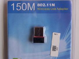 WiFi Micro usb adapteris,nesioj,stacionariems pc