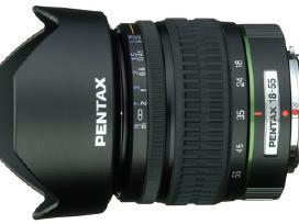 Obj. Pentax-da 1:3.5-5.6 18-55mm Al