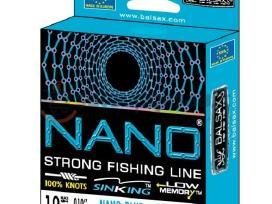 "Monofilamentinis valas ""Nano Blue"""