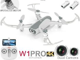 Syma W1 Pro 4k WiFi brushless dronas